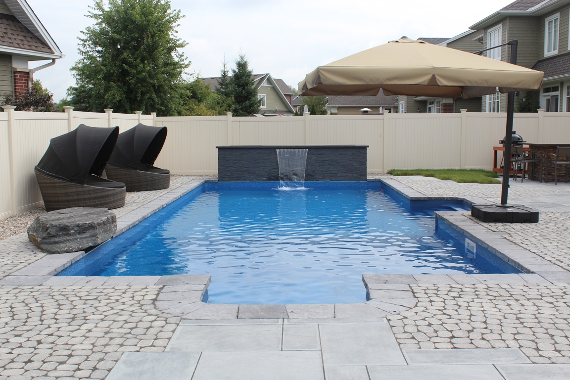 leading inground pool installer in the ottawa valley