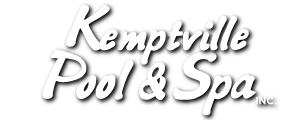 kville pool logo white drop