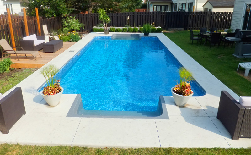 Leading inground pool installer in the ottawa valley for Swimming pool design jobs